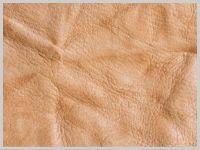 Fir leather