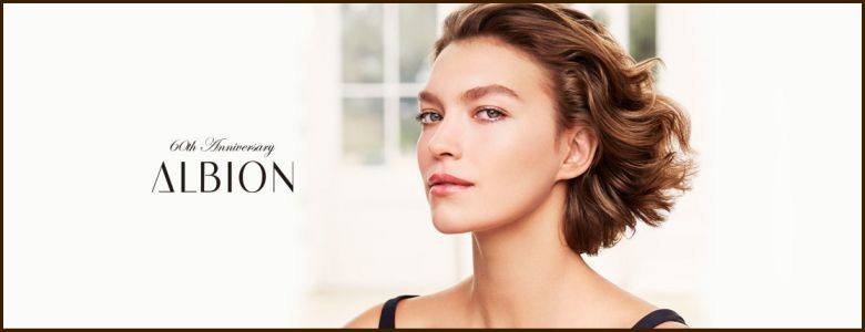 skin care cosmetics ALBION